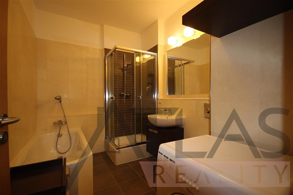 Pronájem bytu 1+kk, 33 m² Praha - Vršovice, Moskevská