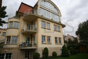 Exterior of Building - For Rent: Luxury fully furnished 2BD apartment in Prague 5 - Jinonice, close to the German School Prague