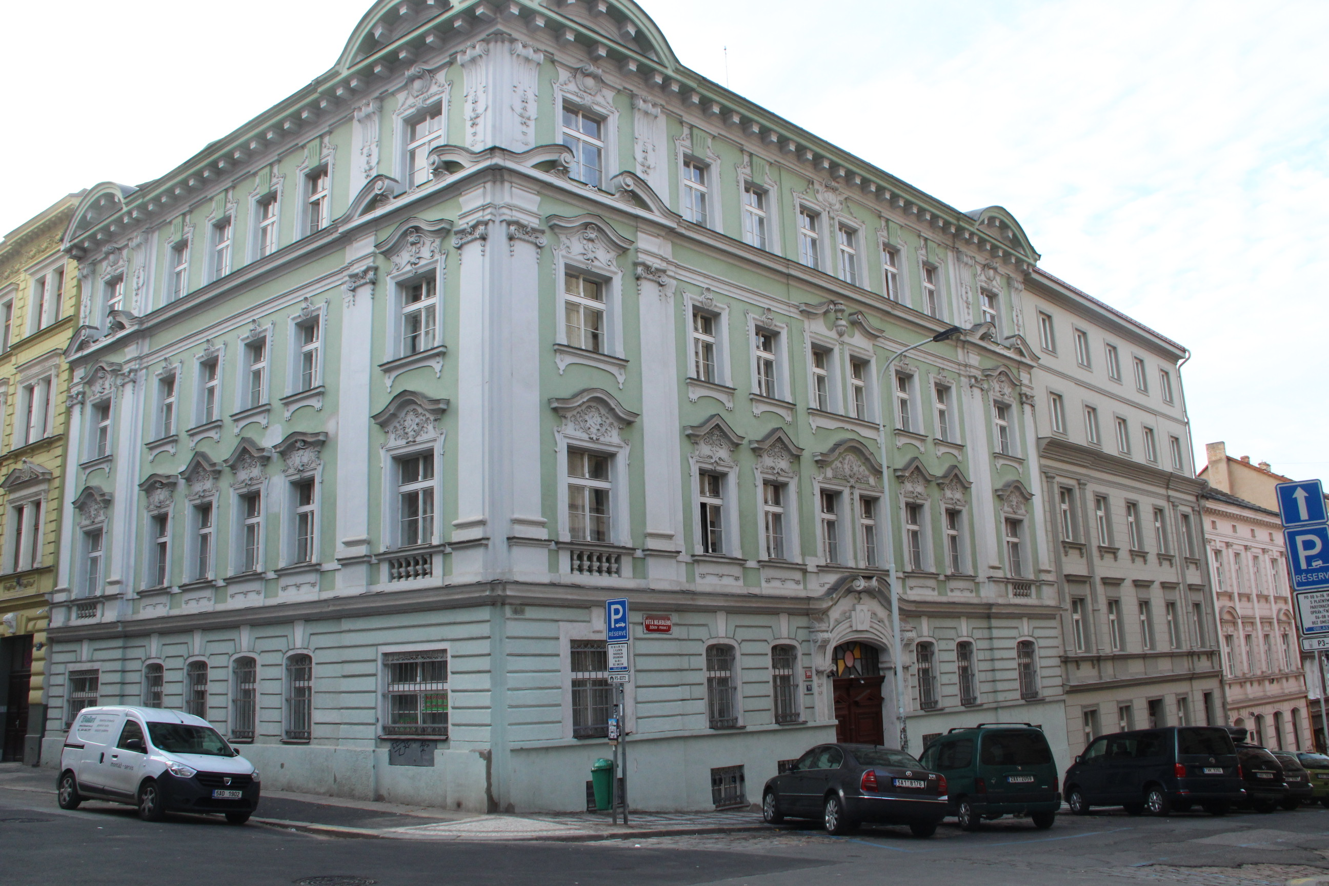 Společenství vlastníků Lužická 1343/3, Praha 2 , Praha IČO 03964051
