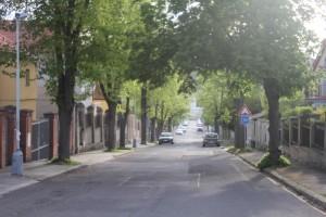 Vilová část Prahy 4 - Modřany