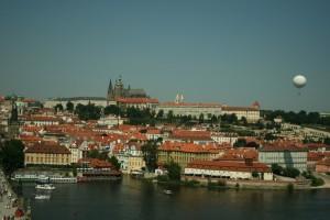 Pronájem bytu 3+1, 98 m2 Praha 2 - Vinohrady Benešovská