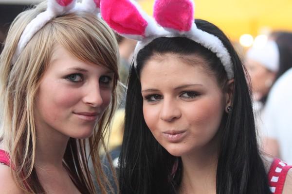 V Česku je dost hezkých mladých holek