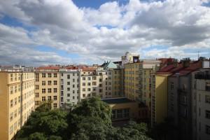 Pronájem bytu 2+kk, 56 m² Praha 8 - Karlín, Sokolovská