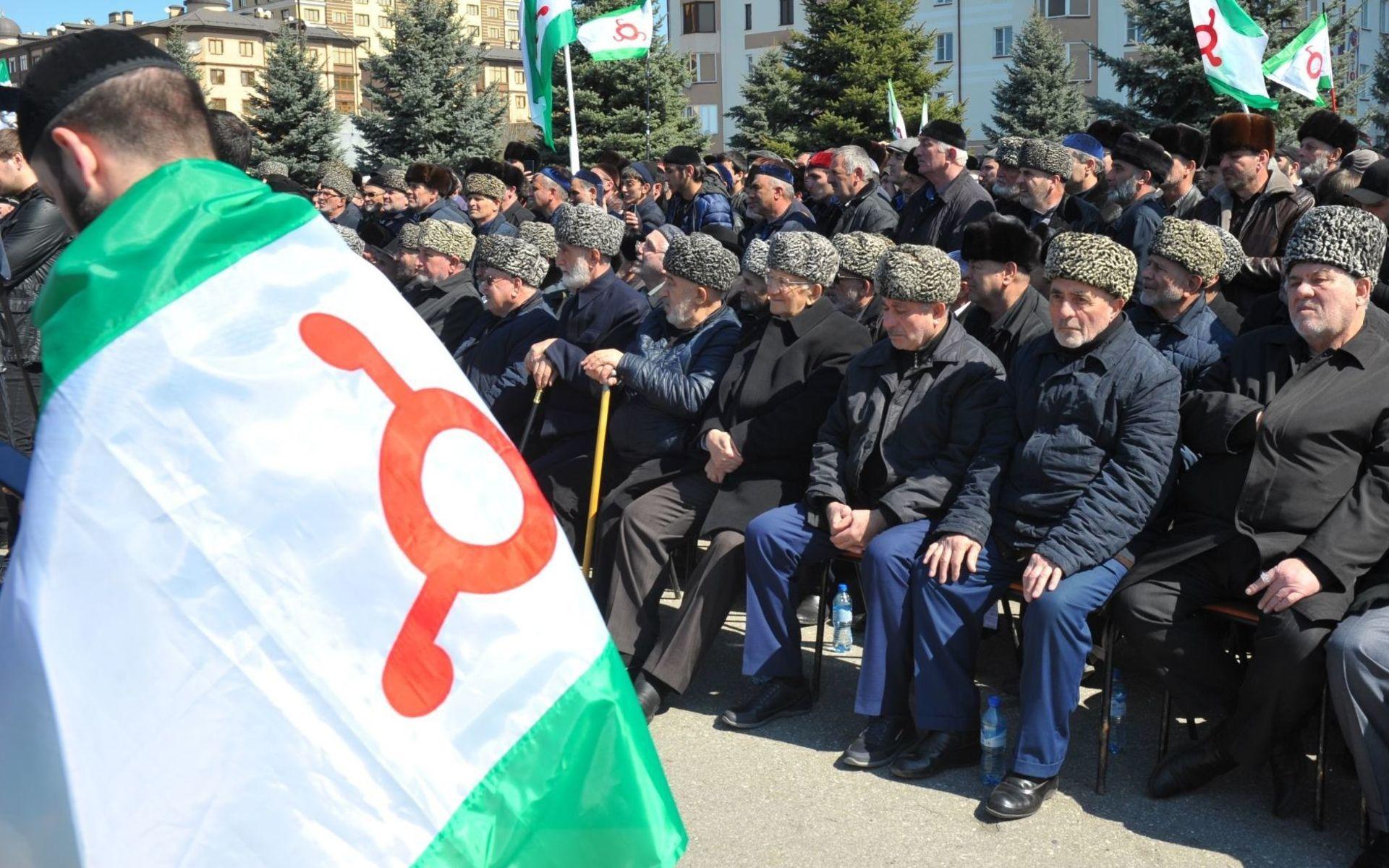 Mezietnické konflikty v Rusku v roce 2019
