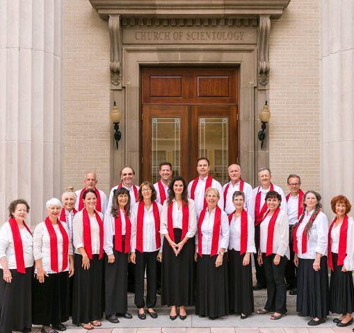 Pěvecký sbor Scientologické církve Celarwater