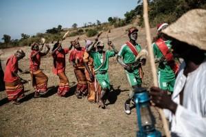 Odhaduje se, že každý rok téměř 180 000 žen a dívek v Evropě je vystaveno riziku mrzačení ženských pohlavních orgánů (FGM).