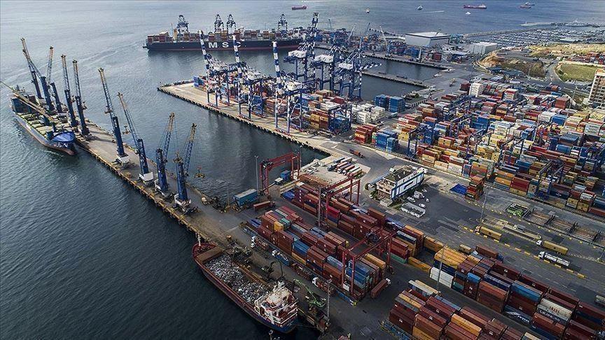 Turecký vývoz dosáhl v roce 2020 169,5 miliardy USD