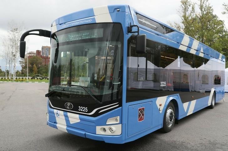 V Petrohradě byla otevřena linka na výrobu nízkopodlažních trolejbusů Admiral 2