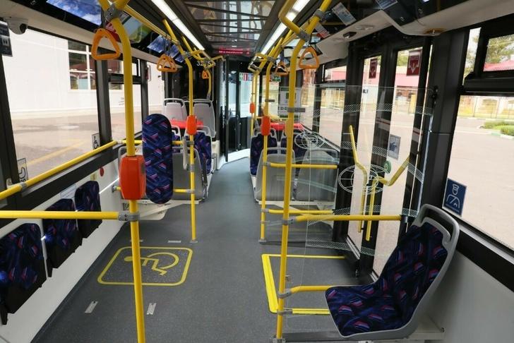 V Petrohradě byla otevřena linka na výrobu nízkopodlažních trolejbusů Admiral 3