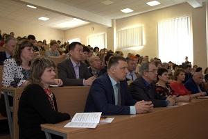 V regionu Amur se konala mezinárodní vědecká a praktická konference Agro-průmyslový komplex problémy a vyhlídky na rozvoj