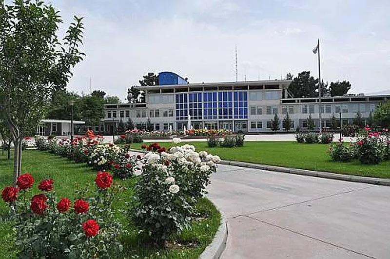 Velvyslanectví Ruské federace v Afghánské republice