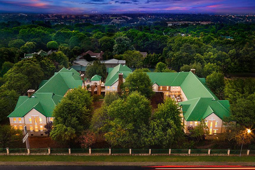 Scientologická církev Johannesburg sever