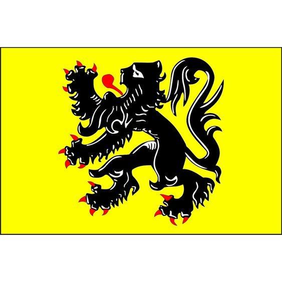 Na evropské koronavirové mapě se Flandry změní na tmavě oranžovou
