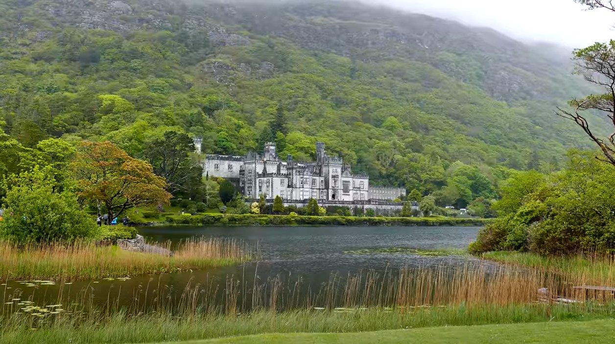 Irsko je prostě neuvěřitelně krásné