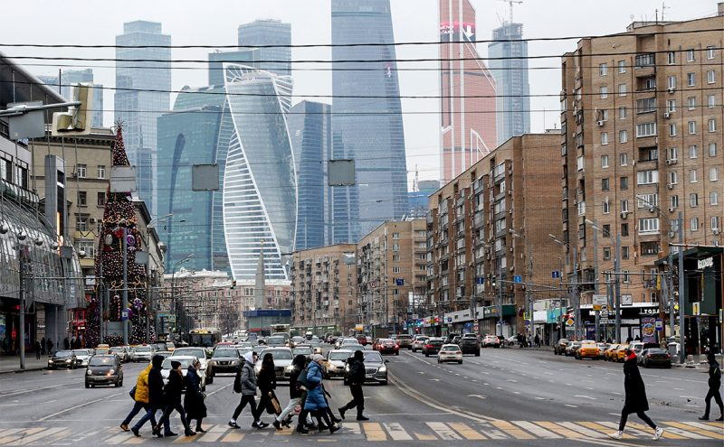 Epidemie Coronavirus nemusí ovlivnit nerovnost mezi Rusy