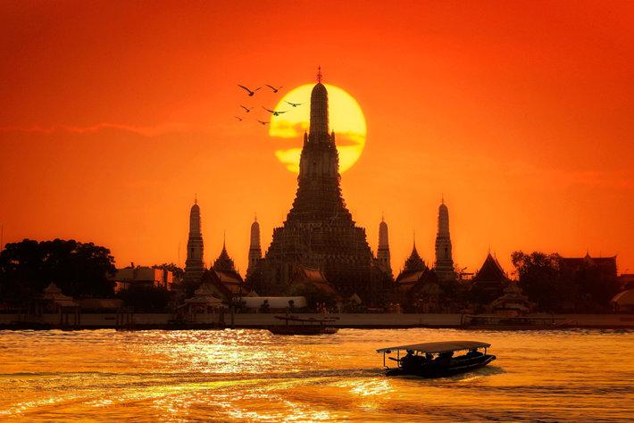 Bangkok Thajsko